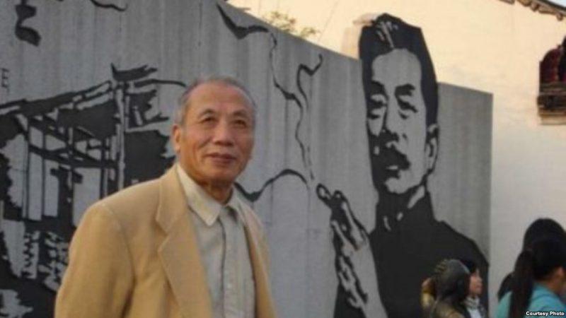 揭中共常委淫亂內幕 陸8旬作家遭囚4年