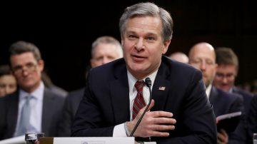 【今日點擊】美FBI局長警告:中共威脅遲遲未引起重視(下)