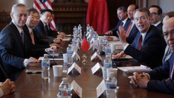 【今日點擊】美中經貿高官在通話 著重談協議文本