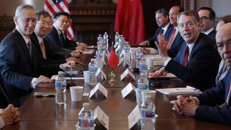 談判曝出新籌碼 德媒:北京政治受影響急欲達協議
