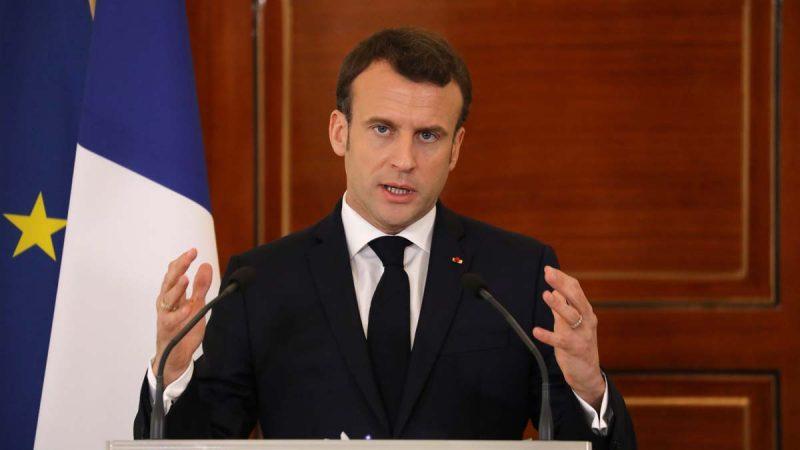 歐盟立場陡轉 法總統警告:中共威脅非洲主權