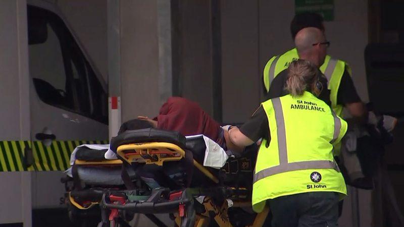 新西蘭槍擊案已49人死 總理:最黑暗的一天