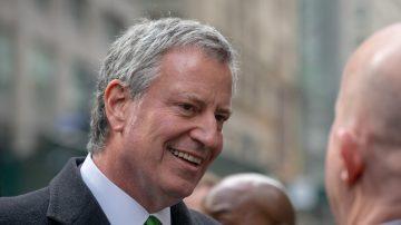 最新民调:近半数纽约人不喜欢白思豪