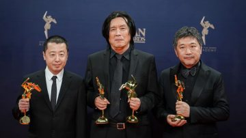 亞洲電影節香港頒獎 日韓電影奪大獎