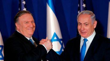 调整中东策略 川普承认以色列戈兰高地主权
