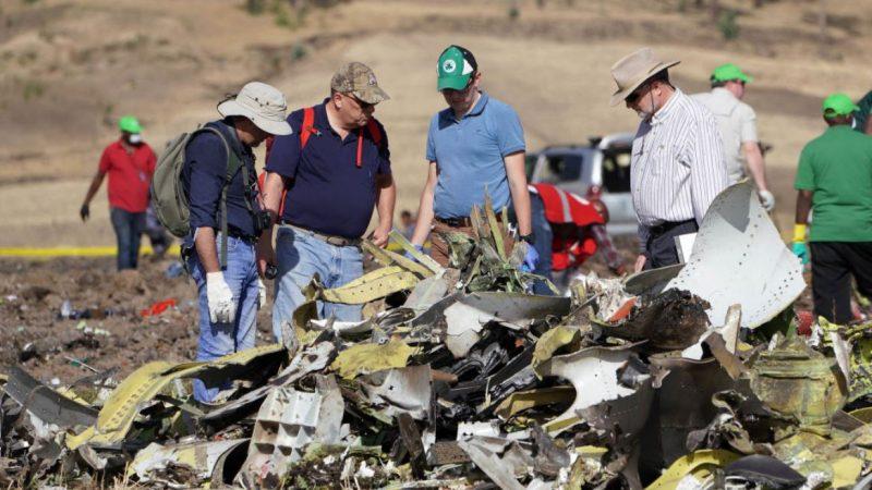 埃航客機曾快速上下震盪 墜毀前與航管驚悚對話曝光