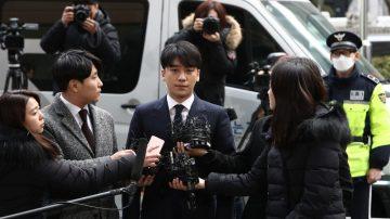 韓男團夜店醜聞 「勝利門」風波越演越烈