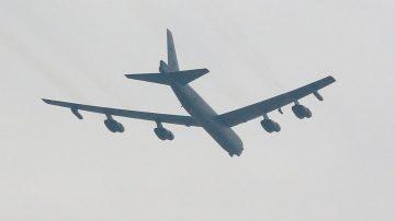 警告金正恩 美B-52轰炸机再飞朝鲜半岛