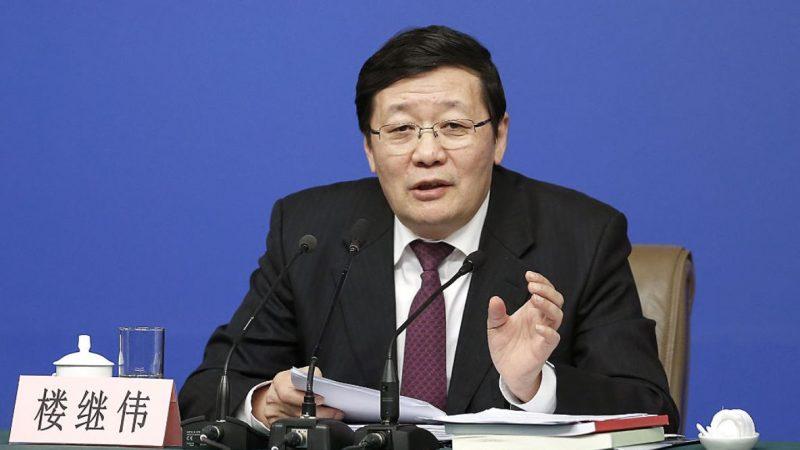 """楼继伟退休?韩媒:因批评""""制造2025""""丢官"""