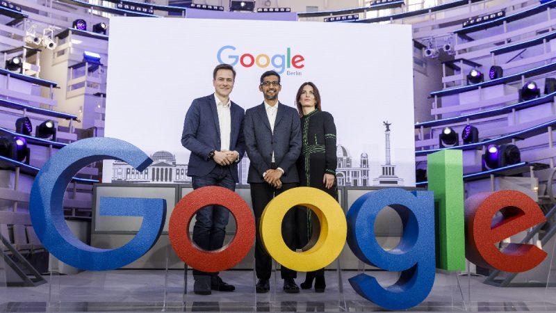 美国高级将领:谷歌直接惠及中共军方