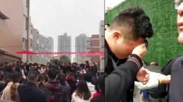 袁斌:七中毒食堂事件,六问成都市政府