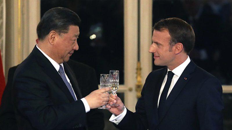 北京大撒币无用?马克龙:欧洲天真时代已结束