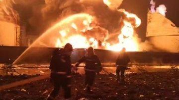 【今日点击】江苏大爆炸恐怖内幕  堪称一场化学战争