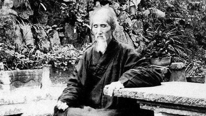 中国第一高僧为蒋介石预言 毛泽东想见被拒