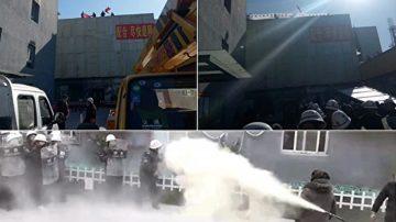 投书:北京肯特社区抗强拆  居民揭恐怖内幕