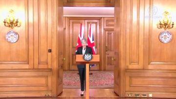 吁议会支持其脱欧协议 英首相争取延期
