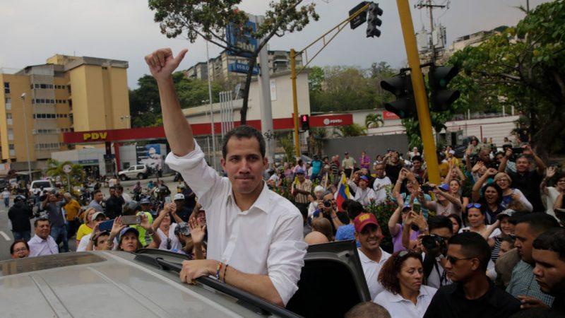 美洲国家组织正式承认瓜伊多特使为委国代表