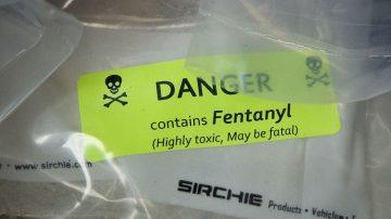 憂新版鴉片戰爭 美或列芬太尼為大規模殺傷性武器
