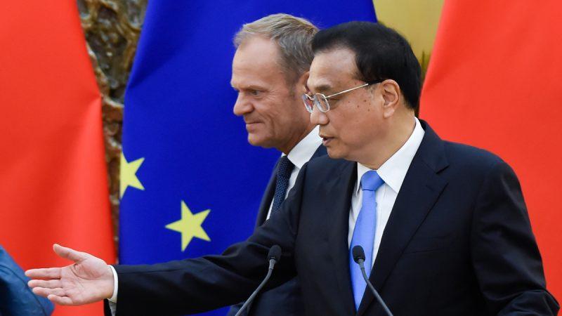 欧中峰会秘闻:欧盟主席当面呛声李克强