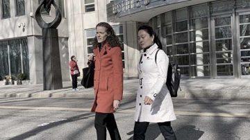 国航女经理卷入多个大案 在孟晚舟案法官接手后认罪