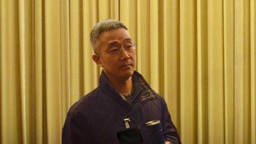 胡海峰表態掃黑除惡 嘉興副市長「受傷」辭職