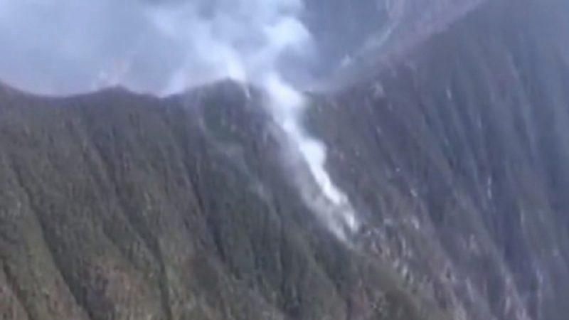 涼山大火復燃7天仍未熄 官方緊急增派消防員